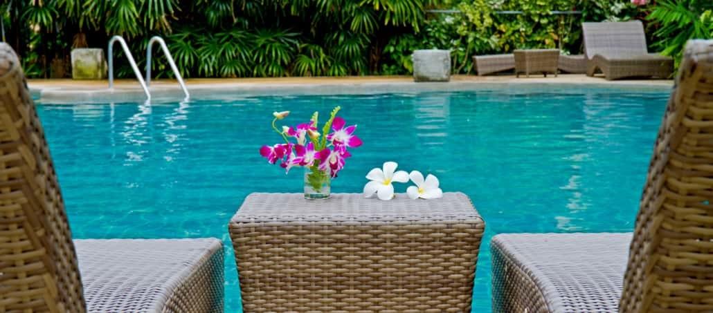 Bild zu Artikel: Ein Sommer im eigenen Pool
