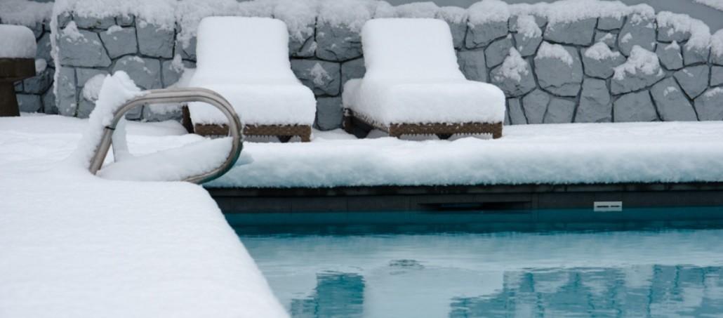Bild zu Artikel: Ihr Pool und der Winter: Jetzt vorsorgen