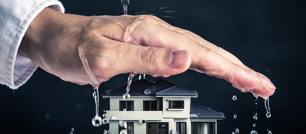 Bild zu Artikel: Wasserschaden: Gefahr für Heimwerker